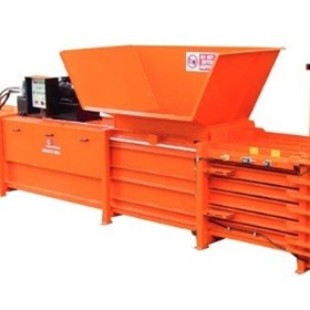 Semi Auto Horizontal Baling Machine | CK850HFEPC75T | CK international