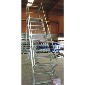 Mobile Platform Ladder | GTS29/12