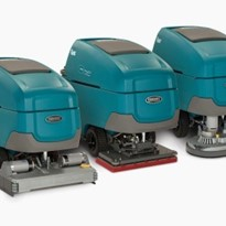 Tennant launches new family of automatic scrubbers