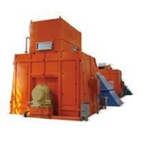 INDAR Electric Generators for Hydroelectric Power | Large Series