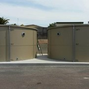 Aline | Round water storage Tanks