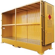 Dangerous Goods Storage | Outdoor Dangerous Goods Stores | 8000 Litre