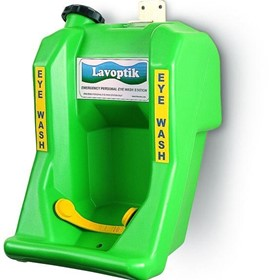 22 Litre Portable Eye/Face Wash Unit