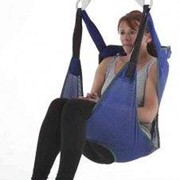 General Purpose Amputee Patient Sling with Toileting Hole