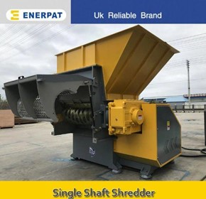Enerpat Commercial Single Shaft Shredder for Fiberglass | MSA-F800