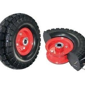 Semi Pneumatic - Puncture Proof Wheel