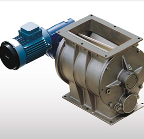 Drop Through Rotary Valves | RVC