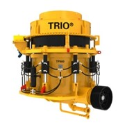Weir Cone Crushers Trio® TP Series