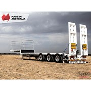 Plant Trailer | Benchmark 45' Drop Deck Trailer