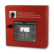Jacking Jockey Pump Control Panel | SCF8C-J-AS