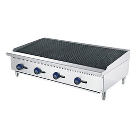 CookRite Gas Radiant Broiler - 910mm