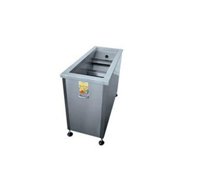 Waste Management System Free Standing Intake Station - 600x400 mm