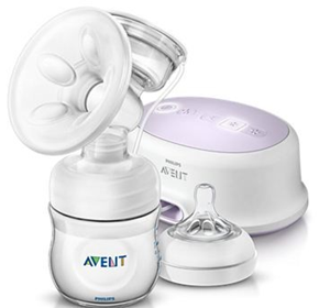 Breast Pumps | Philips Avent Comfort Single Electric Breast Pump