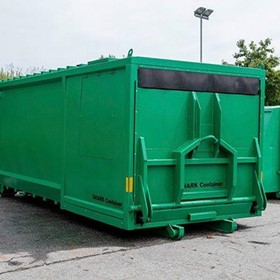 Shark Compactor | Ideal for compacting large waste products