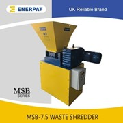 Automatic Waste Cardboard Two Shaft Shredder | Double Shaft Shredder