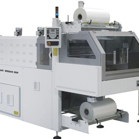 Fully Automatic Bundle Shrink Wrapper | BP 800 & 802AR 350P