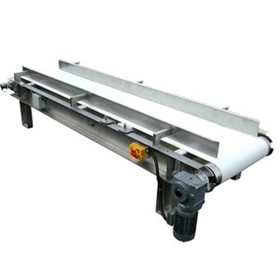 Open or Enclosed Conveyor Belt Scales | Weigh Belt Conveyor