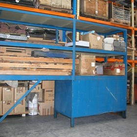 Large Factory HD Steel Rack & Storage Cabniet