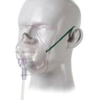 Child Oxygen Mask with Tubing