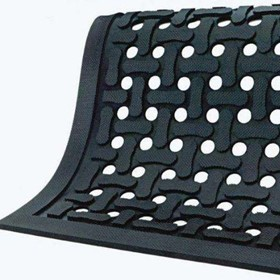 Safety Grip Mat with Dog Bone Non Slip Pattern | 1500 x 900mm