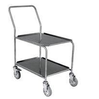 Scanbox Artecno Shelf Trolley 2 Levels
