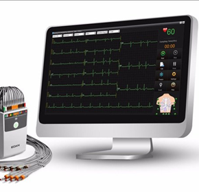 Wireless PC ECG with Stress | SE - 1515
