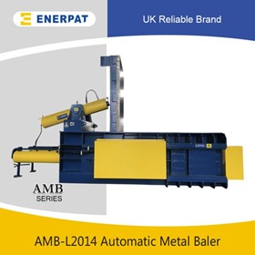 Enerpat Automatic Metal Baler for Baling Aluminum Can, UBC - AMB-1610S