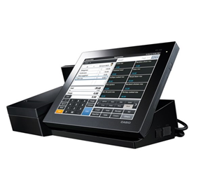 POS System | Casio V-R100 Android-Based Touch Screen Terminal