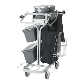 Compact Cleaning Trolley Plus, 60 cm