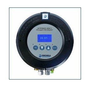 MIchell Oxygen Analyzer for Safe or Hazardous Areas | XTP601 Series