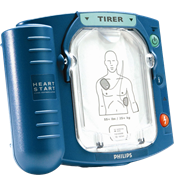 Phillips Heart Start HS1 – Semi Automatic Defibrillators