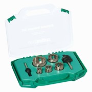 Suttons Segmented Holesaw Set | Diamond Grit
