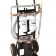 Des-Case | Filter Cart for Oil Filtration/Analysis