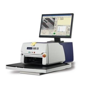Benchtop microspot XRF coating thickness analysers