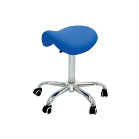 Operator Chairs & Stools I Tamar Saddle Stool