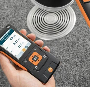 Air Velocity & IAQ Measuring Instrument | Testo 440