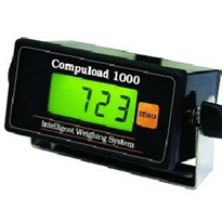 Forklift Weight Scales - Compuload 1000