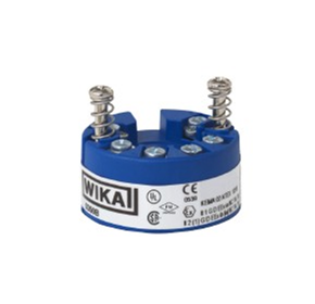 WIKA Temperature Transmitter for Foundation Fieldbus & PROFIBUS PA