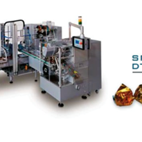 Specific Chocolate Wrapping Style Machine | MC Automations