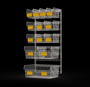 MEDIPANEL™ Storage System | Spacelogic