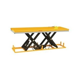 Extra Long Scissor Electric Lift Table