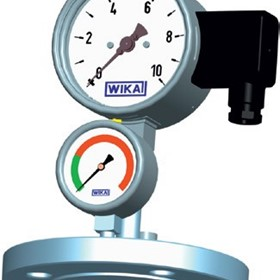 Diaphragm Seal & Instruments