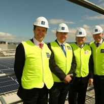 Illawarra home to Aust's largest single-building rooftop solar system