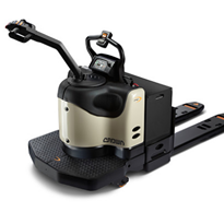 Electric Rider Pallet Trucks | Crown PE Series