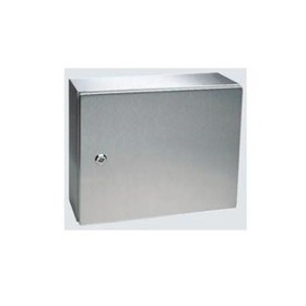 Stainless Steel Ae Box, 300x300x210mm | Enclosures