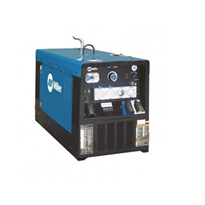 Stick, MIG & TIG Welder/Generators | Miller Big Blue 400X