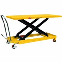 Scissor Lift Trolleys Various Sizes and Capacities
