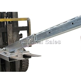 Tilt Forklift Jib 3500kg Budget Model In Stock