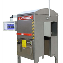 Label Quality Inspection System | SACMI LVS360