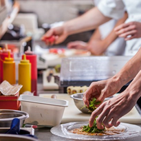 Food services / accommodation industry high on list for enforcement